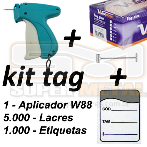 Kit Aplicador Tag